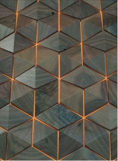 Top Art Deco Flooring On Home Design Futuristic Interior Design: 20 Polygonal And Geometric Objects You Textures Murales, Futuristic Interior, Futuristic Lighting, Futuristic Design, Interior Decorating Tips, 3d Interior Design, Decorating Ideas, Architectural Features, Architectural Materials