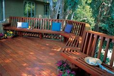 Do you know how to keep your deck looking like new? Incorporate these tips into your routine. https://www.thisoldhouse.com/ideas/deck-defense?utm_source=&utm_medium=&utm_campaign=&utm_content=