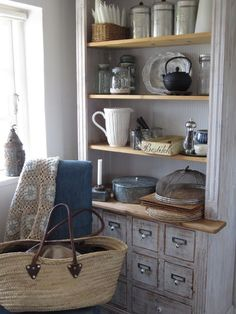 Vintage kitchen with a wonderful look - 26 Breathtaking DIY Vintage Decor Ideas