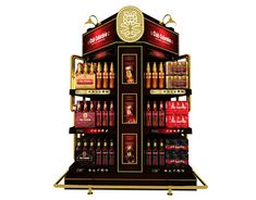 Pos Design, Display Design, Adobe Photoshop, Adobe Illustrator, Pallet Display, Industrial, Point Of Purchase, Craft Beer, Alcohol