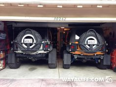 One day soon.....two Wranglers in my garage!