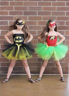2017 Girls Superhero Costume Wonder Woman Dress Batman Dress Children Summer Tutu Dress Tulle Skirt Halloween Costumes For Kids Costume Robin, Batman And Robin Costumes, Girl Superhero Costumes, Super Hero Costumes, Girl Costumes, Super Hero Tutu, Superhero Dress, Batman Tutu, Batman Dress