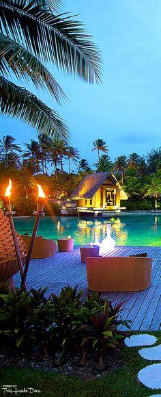 The Wedding Chapel at the InterContinental Bora Bora Resort & Thalasso Spa — Très Haute Diva