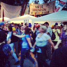 mothers protest in taksim 13.06. 2013 https://twitter.com/guneself/status/345241420510134272/photo/1