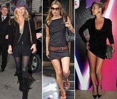 número uno en la parte superior consejos de moda de Kate Moss