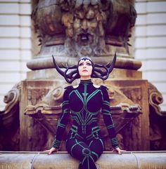Happy Hela-ween slayers! Hope you snag lots of candy tonight with your cosplays      Gorgeous photo of my previous Hela build by the amazing @nels._    Please check out & follow the badass pages I model for:  @cosplay.alliance  @sharemycosplay  @cosplay_connection    #hela #cosplay #cosplayer #helacosplay #marvel #marvelcomics #marvelstudios #marvelcosplay #thorragnarok #thor #cosplayfun #cosplaylife #cosplaygirl #cosplaybabe #helagood #cosplayalliance #sharemycosplay #cosplayconnection…