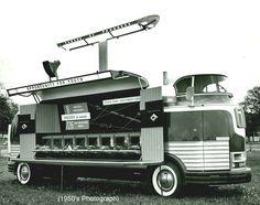 Days of Futurliners Past - General Motors' Parade of Progress ...