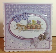 LOTV - Garden Delights Art Pad with Snow Princess Paper Pad by Kelly Lloyd