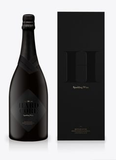 Jenna Jameson Sparkling Wine by Paloma Martinez, via Behance