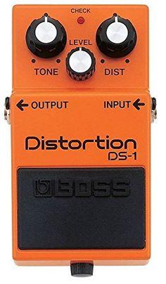 BOSS Distortion DS-1 BOSS http://www.amazon.co.jp/dp/B0002KYY14/ref=cm_sw_r_pi_dp_9Ze-ub1C4P32W