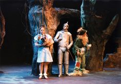 Wizard of Oz Stage Design   Trees