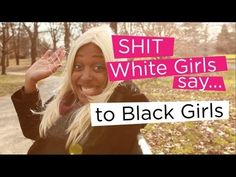 I love her! As a multi-ethnic person I have lived this video <3Franchesca<3  http://www.franchesca.net/