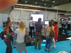 NRT Neurological Rehabilitation Therapy & Technology 2014 in London ExCeL from June 12 - June, Therapy, Medical, Train, Technology, London, Amp, Places, Tech
