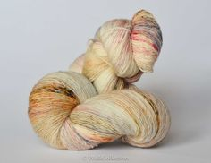 Walk Collection Lucky Star - no. 2 ... Delicate Merino - hand dyed yarn