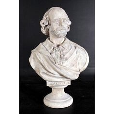 Design Toscano 31 in. William Shakespeare Sculptural Bust - NE86794