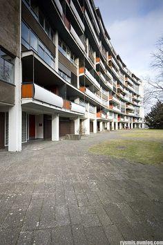 Hansaviertel, Berlin - seems Berlin has a lot of London in it