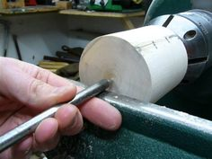 Basic hollowing tools