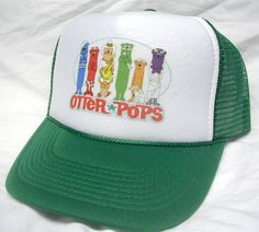 Otter Pops Trucker hat - Products, Business and Brands Trucker Hats & More
