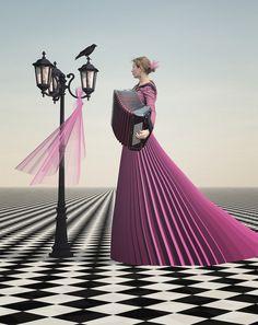 La Musette Foto & Bild   surreal, composing, kunst Bilder auf fotocommunity