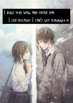 Sad Anime Girl | ... 2012 09 08 9 28 00 love anime anime love anime sad sad love fml cry