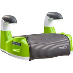 Evenflo - AMP Performance Booster Car Seat, Green - http://babystrollers.everythingreviews.net/2830/evenflo-amp-performance-booster-car-seat-green.html