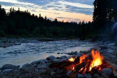 Bialka river Poland
