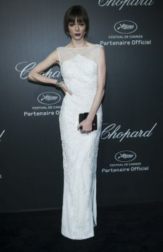 Coco Rocha - Chopard Backstage Dinner & Afterparty at the Cannes-Mandelieu Aerodrome during the 67th Annual Cannes Film Festival in Cannes, France - May 19, 2014