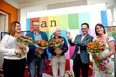 Walter Jansen verkozen tot Boekverkoper van het Jaar.