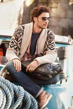 it's all about the sweater #menswear #fallfashion #style #casual