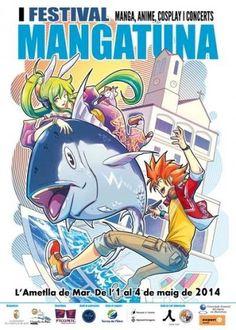 I Festival Mangatuna. L'Ametlla de Mar. De l'01/05/2014 al 04/05/2014