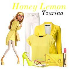 Honey Lemon Outfit from Big Hero 6