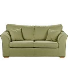 Lily Sofa Bed - Green.