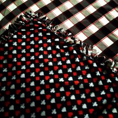 Double sided tie blanket