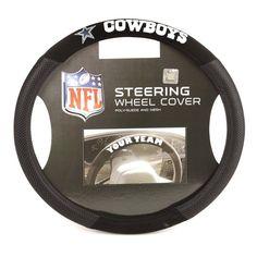 Dallas Cowboys NFL Mesh Steering Wheel Cover