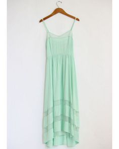 Summer Mint Dress