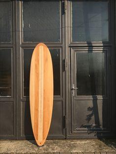 Mini Malibu 7,6  #woodensurfboard #westernredcedar #paulownia