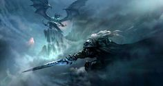 File:Arthas vs Illidan.jpg