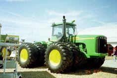 500hp John Deere 9620.Tested 337 PTO 397 dbr hp,39,275 lbs,50,245s lbs