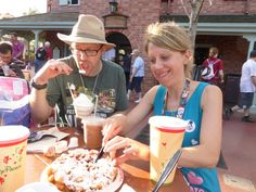 Where to find the best breakfasts at #WaltDisneyWorld #Florida!   Sleepy Hollow in the #MagicKingdom