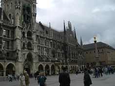 Munich, Germany (one day I will go there!)