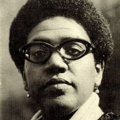 Audre Lorde the poet and activist whose work is still so relevant to the struggles for equality and justice in so many spheres. Poetry Out Loud, African American Poets, Black Lesbians, Audre Lorde, Forgetting The Past, Black Authors, Body Posi, Historical Images, Interesting Quotes