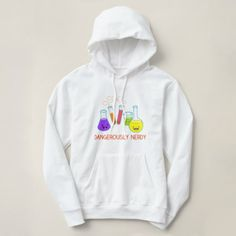 MARTIN Periodic Element Unisex Hoodie // Hooded Top Nerdy 12 Colours