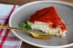 Torta de ricota com goiabada | Receitas e Temperos