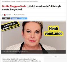 Bloggerin Heidi vom Lande, Große Blogger-Serie der MOPO, 2016 http://www.mopo.de/hamburg/grosse-blogger-serie--heidi-vom-lande---lifestyle-meets-bergedorf-24342794
