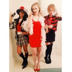 Pin for Later: 4 Easy Ways to Channel the Iconic Cher Horowitz For Halloween