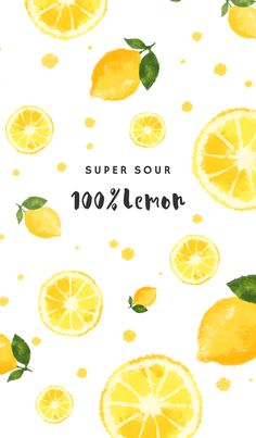 Let's fill your theme with lemon.