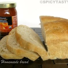 Soft Homemade Bread - Step by step instructions with pictures for making soft homemade bread. Fresh and fabulous.
