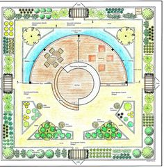 Yes it's February - but one of my favorite things to do is plan my spring garden!