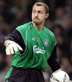 Jerzy Dudek, arquero polaco heroe de Liverpool FC en la Champions de 2005