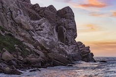 Sunset at Morro Rock  http://www.ejnphotographie.com/landscapes/sunset-at-morro-rock